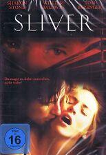DVD NEU/OVP - Sliver - Sharon Stone, William Baldwin & Tom Berenger