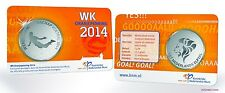"""""""WK ORANJEPENNING 2014""""  IN COINCARD  ZEER SCHAARS"""