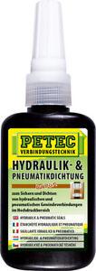 PETEC HYDRAULIK- UND PNEUMATIKDICHTUNG, 50ML 90550 motocaa