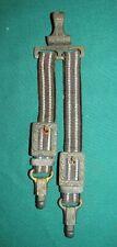 Wwii German Luftwaffe/Air Force 2nd model dagger hangers U.E. 10 D.R.G.M.