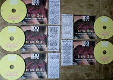 Lipstick on Your Collar  5 x CDs +Title cards for NSM Jukeboxes - sliding units