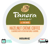 Panera Hazelnut Cream Keurig Coffee K-cups YOU PICK THE SIZE