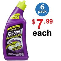 Kaboom BowlBlaster Liquid Toilet Bowl Cleaner - 24 fl oz - ( Pack of 6 )