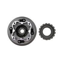 Manual Engine Clutch Assembly for Lifan 110-125cc 140 150cc Pit Bike Quad ATV