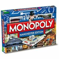 Monopoly - Manchester Edition Board Game