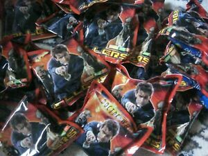 MAGIC BOX DOCTOR DR WHO POWER ROLLERS 25 SEALED PACKETS