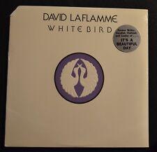 DAVID LAFLAMME-WHITE BIRD-ROCK,BLUES-1976-AMH-1004-SEALED LP