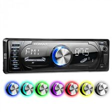 Xomax Xm-rsu260bt autoradio sans Lecteur CD 7 LED couleur Port USB 128 Gb)