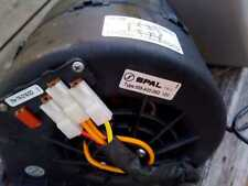 More details for spal 009-a22-26d 12v centrifugal blower heater fan