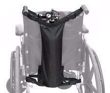 AdirMed Oxygen Cylinder Bag for Wheelchairs D & E Cylinders Durable Nylon DRIVE