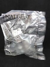 NALGENE Polystyrene Rapid-Flow 250mL Filter Receiver Storage Bottle 45mm Cap