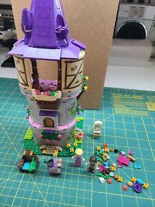 LEGO Disney Princess Rapunzel's Creativity Tower (41054) Please read