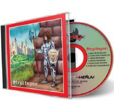 Stryctnyne-White demo' 89/METAL Warrior' 91 CD US Metal CULT ala Glacier/LEATHER