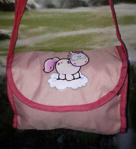 Puppenwagentasche Pflegetasche für Puppen Wickeltasche Beutel Umhängetasche Nici