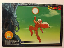 Dragon Ball Z Skill Card Collection N27