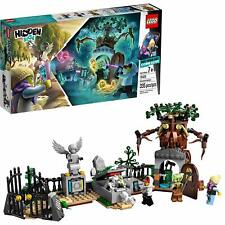 LEGO Hidden Side Graveyard Mystery 335Pc Building Kit Augmented Reality App Toy