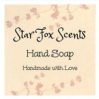 StarFoxScents Handmade Handsoap