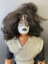 "Vintage MEGO Ace Frehley KISS Doll Figure 1977 1978 12"""