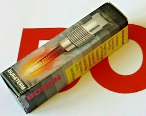 1x original BOSCH 0250201045 Glühkerze GLP076 Diesel glow plug NEU OVP NOS