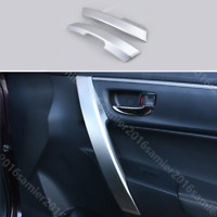 For Toyota Corolla 2014 -2018 2pc chrome Side Door Handle Cover Trim ABS