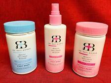 New-Rafi Bidros Beauty Wellness Wisdom Spearmint/Tea Rose Foot Soak(2) Spray(1)