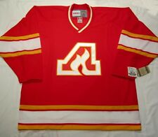 ATLANTA FLAMES - size MEDIUM - CCM 550 series VINTAGE series Hockey Jersey - new