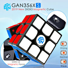 2019 GAN 356XS Magnetic Magic Speed Cube 3x3 Professional GAN356XS Puzzle Cube
