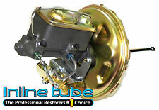 70-81 F-body Power Disc Brake Booster DELCO Master Cylinder Valve Bracket Kit