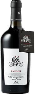 6x Tandem DOP Cabernet Sauvignon – Nero d´Avola (12,36€/L) Mazzei