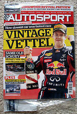 September Autosport Sports Magazines