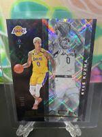 Kyle Kuzma 2019-20 Panini Black Los Angeles Lakers #/25 GOLD
