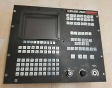 CNC - NUM 760 - 084,   LCD panel