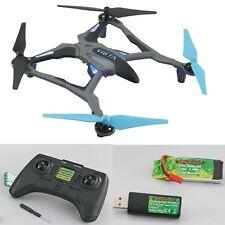 Dromida Vista UAV Quadcopter RTF Blue W Battery Charger Extra Props