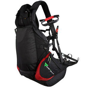 SupAir Paramotor EVO Harness for Powered Paragliding comfort!