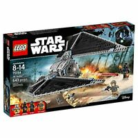 🎄  Lego Disney Star Wars Set 75154 TIE Striker Brand New Retired