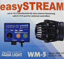 Easy Stream WM-5 AquaLight 3000L/H Bomba de Corriente Incl. Controlador