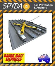 SPYDA Temporary Roof Anchor Point 15kN Rated CLAMP KIT