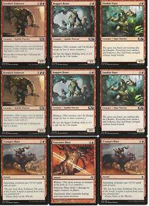 Goblin Warriors -MTG-Custom Casual Deck - Full 60 Card Deck-Magic the Gathering