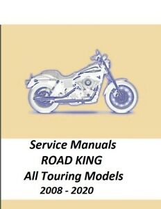 Road King Repair Motorcycle Manuals And Literature For Sale Ebay
