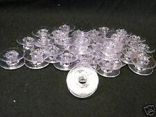 50 bajo las bobinas de hilo adecuado para Pfaff y gritzner de plástico