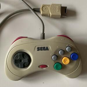 Controller Pad Manette - Sega Saturn HSS-0101 (Blanc) - JAP