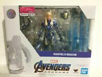 NEW AUTHENTIC S.H.Figuarts Rescue Armor Avengers: Endgame Pepper Potts USSELLER
