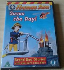Fireman Sam - Saves The Day (DVD) FREE P+P