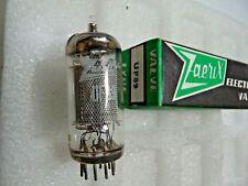 Válvula de tubo z&i UF89 nuevo viejo stock 1 PC D17