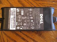 Dell Laptop Power Supply 65W-AC Adapter Model HA65NS0-00 19.5V 3.34A PA12 Family