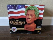 New ListingNew Barack Obama Special Collector's Edition Determined Chia Pet 44th President