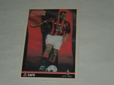 MILAN CALCIO-CARTOLINA FORZA MILAN 2003/2004 CALCIATORE CAFU CM.10X15