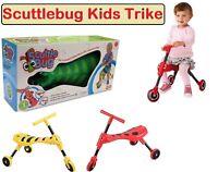Scuttle Bug Correpasillos Niños/Niños Juguete Abejorro & Escarabajo Diseño