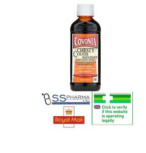 Covonia Chesty Cough Mixture