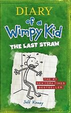 Diary of a Wimpy Kid Collection: The Last Straw 3 by Jeff Kinney (2017,...
